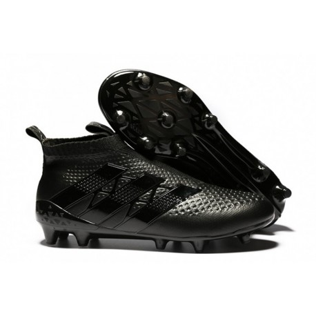 Adidas ACE 16+ PURECONTROL Fermeture en terre ferme Noirout