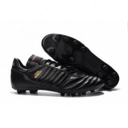 Adidas Copa Mundial FG édition spéciale noir métallisé or at Chaussures Pas Cher