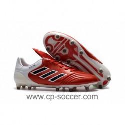 2017 adidas Copa 17.1 FG Crampons de football - Rouge / Core Noir / Blanc