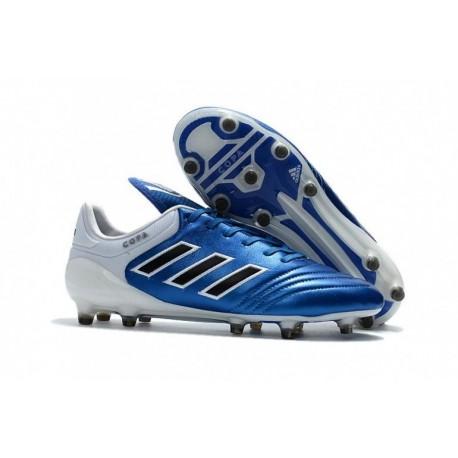 Adidas Copa 17.1 FG - Bleu / Core Noir / Blanc