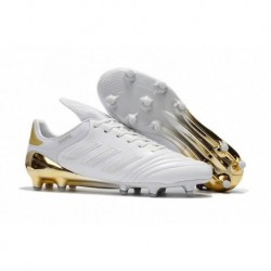Adidas Copa 17.1 FG - Blanc / Or Métal