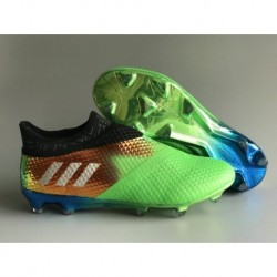 2017 Bottes adidas Messi 16+ Kryptonite Pureagility FG Limited Edition 10/10 2016