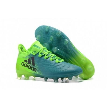 Adidas X 16.1 FG - Vert