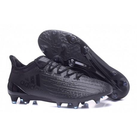 Nouveau adidas X 16.1 FG-AG - Noir-Noir-Noir