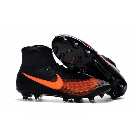 2016 Nike Magista Obra II FG Orange Noire