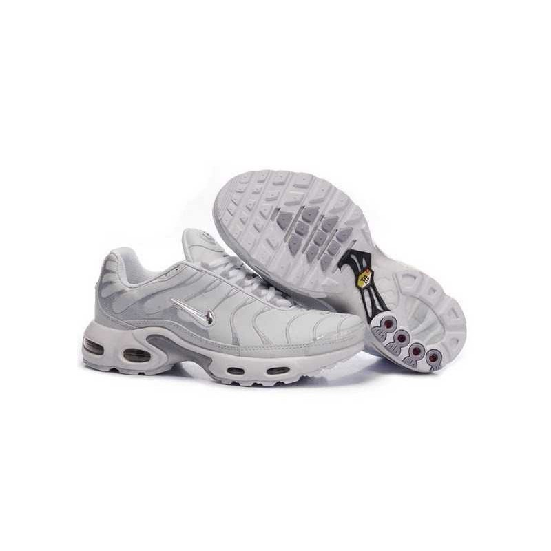 Nike TN Requin Homme Destock Site fiable - Acheter Nike Air Max NikeTN Essential / Nylon Homme blanc ...
