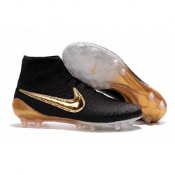 Nike Magista Obra FG - Noir-Or