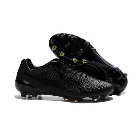 Nike Magista Opus FG - Noir-Noir-Noir-Volt