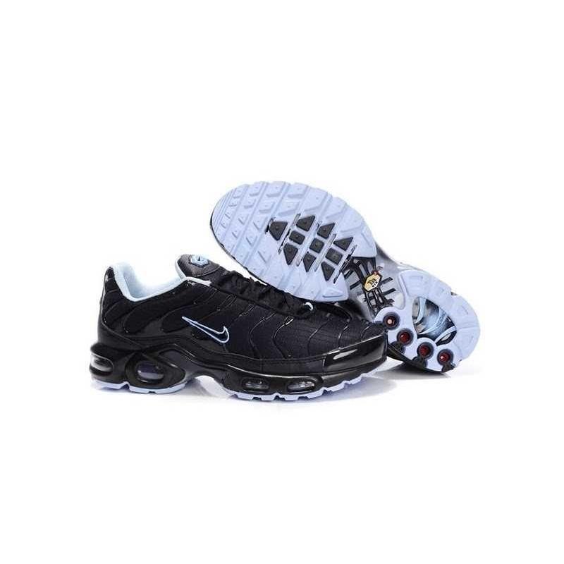Nike TN Requin Homme Destock Site fiable Acheter Nike Air Max NikeTN Essential Nylon Homme blanc Grey, chaussures nike pou