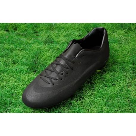 Bottes de football Nike Mercurial Vapor X FG Noirout