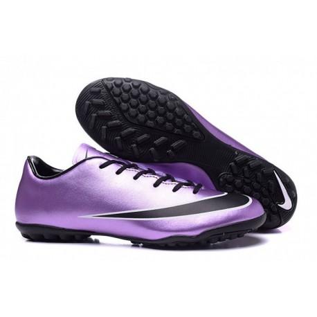 Nike Mercurial Victory V TF - Urban Lilac-Noir-Bright Mango-Blanc