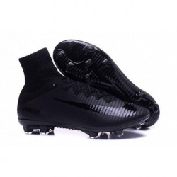 Nike Mercurial Superfly V FG EURO 2016 Noirout