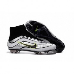 Nike Mercurial Superfly Heritage FG iD Cadran de football pour homme Blanc