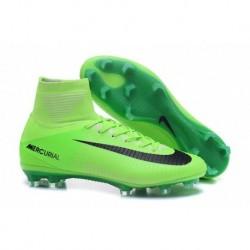 2016 Nike Mercurial Superfly V FG - Electric Vert-Noir-Flash Lime