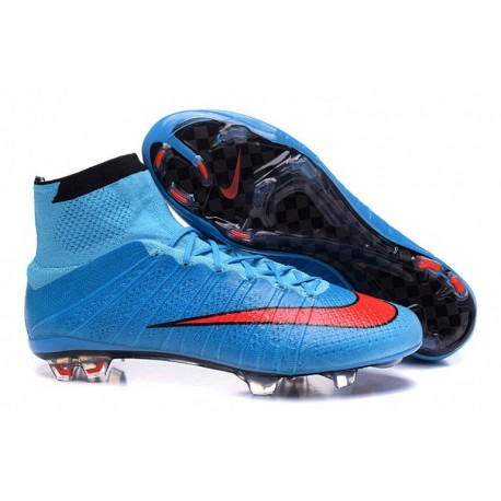 Nike Mercurial Superfly Chaussures de soccer à Pas Cher