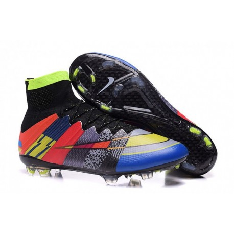 Nike 鈥 淲 hat the Mercurial 鈥? Superfly IV édition spéciale Soccer Slats