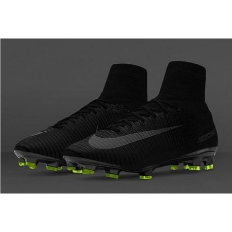 Nike Mercurial Superfly V FG Edition NikeLab - Noir / Volt