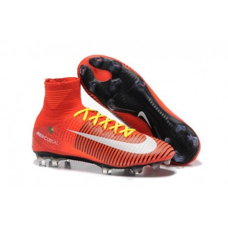 2017 Nike Mercurial Superfly V ID FG Portugal Edition