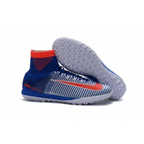 2016/2017 Nike MercurialX Proximo II IC Bleu Tint / Racer Bleu / Volt / Bright Crimson