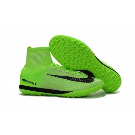 2016/2017 Nike MercurialX Proximo II IC Ghost vert / noir