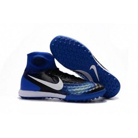 2016 Nike MagistaX Proximo II TF Noir / Paramount Bleu / Crimson