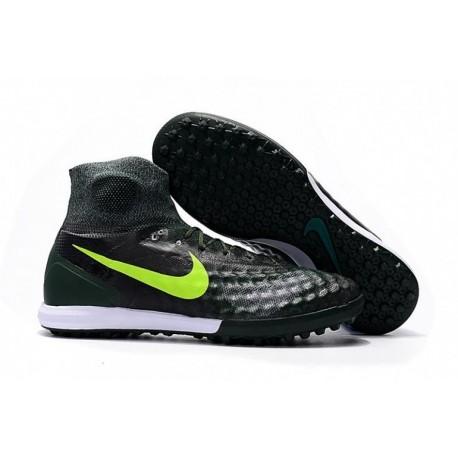 2016 Nike MagistaX Proximo II TF Noir / Vert / Jaune