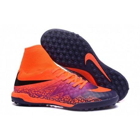 Nike HypervenomX Proximo TF Total Cramoisi / Obsidienne / Vivid Violet