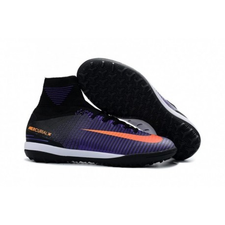 2016/2017 Nike MercurialX Proximo II TF Noir / Total Crimson / Hyper Grape