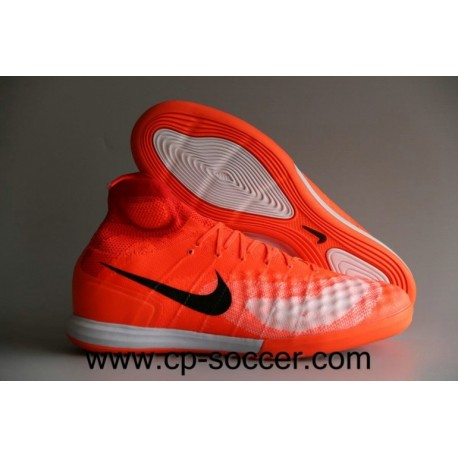 Nike MagistaX Proximo II IC Soccer Chaussures Total Cramoisi / Blanc / Noir