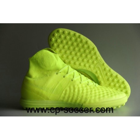 Nike MagistaX Proximo II TF Soccer Chaussures Volt / Volt Ice / Barely Volt