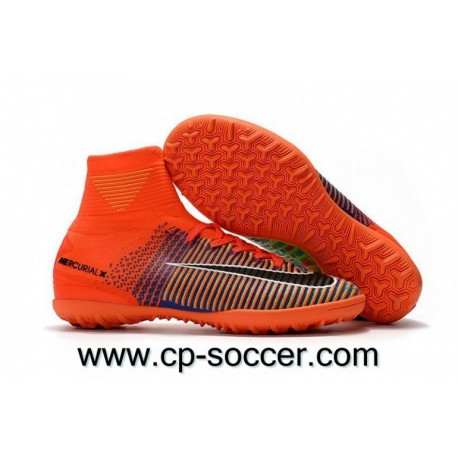 Nike MercurialX Proximo II TF X EA Sports Soccer Cleats bon marché