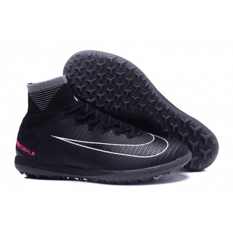 Nouveau Nike MercurialX Proximo II TF - Noir-Gris foncé