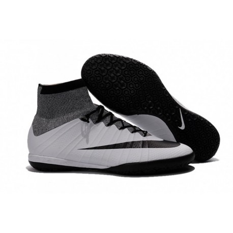 Cheap Nike MercurialX Proximo IC Blanc Noir