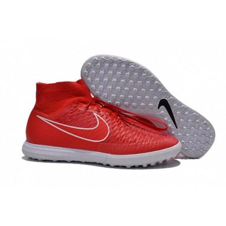 Nike MagistaX Proximo TF - Chilling Rouge-Bright Crimson-Blanc