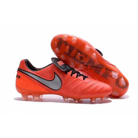 Nike Tiempo Legend IV FG - Light Crimson-Noir-Total Crimson