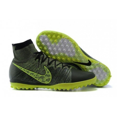 Nike Elastico Superfly TF Soccer Cleats Midnight Fog blanc Volt