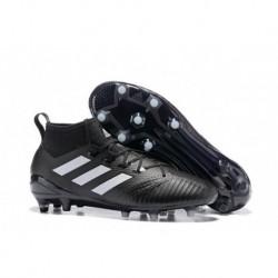 2017 adidas ACE 17.1 Primeknit FG Crampons de football - noyau noir / blanc / noyau noir