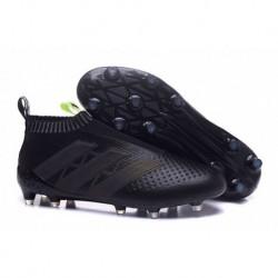 2016 adidas ACE 16+ PureControl FGAG Core NoirSolar Jaune