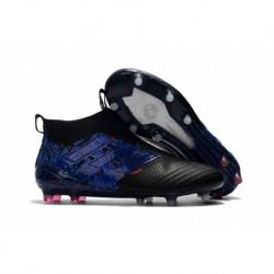 Adidas ACE 17+ Purecontrol FG Dragon - noyau noir / bleu