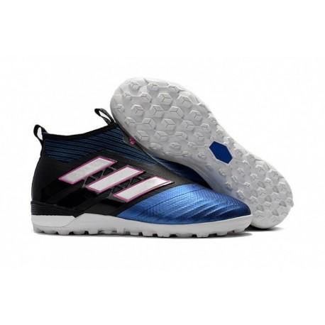 Adidas ACE Tango 17+ Purecontrol TF - noyau noir / blanc / bleu